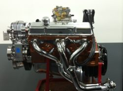 Rebuilt Engine - small block
