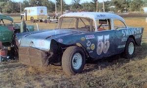 SD Bill Wrick Crawford County Speedway Track Champion