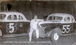SD Dale Swanson Sr Race Cars Shelby County Speedway