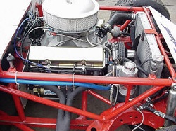 SD Modified #55 - 377 Chevy